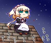 屋根ちゃん!...な理由