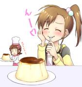 バケツプリン食べたい