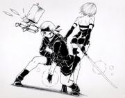 9S/A2【ニーアオートマタ】
