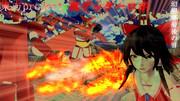 【東方MMDクロスオーバー祭2】幻想郷最後の日(黒幕は八雲紫)