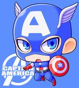 【MARVEL】キャプテンアメリカ