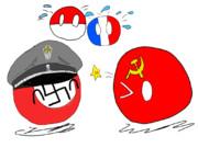 ポーランドボールde歴史
