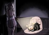 夜の鎮守府