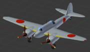 二式複座戦闘機『屠龍』製作中その1