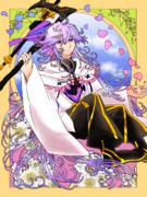花の魔術師