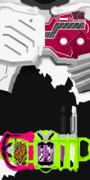 仮面ライダーゲンム Lv.X-0 ゾンビアクションゲーマー