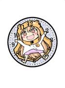 うまる時計