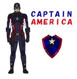 キャプテンアメリカ 新