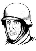 【ワンドロ】とあるスターリングラードの投降兵