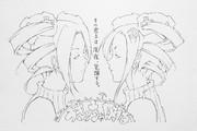 『うきょちゃんねる 歌枠』OPイラスト