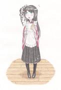 ウェイトレス古姫ちゃん
