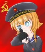 ソ連海軍歩兵と化したMGR