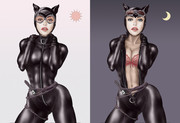 DC :Catwoman -Selina Kyle -001