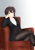 スーツの加賀さん
