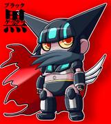 【ロボット擬人化】ブラックゲッター