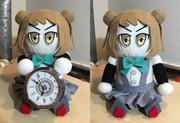 満潮目覚まし時計を作ってみた・改