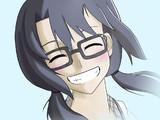 紗代子だって歯を見せて笑う