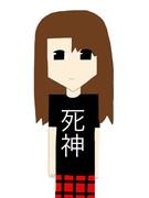 死神エリミ Tシャツ