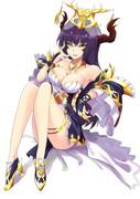 ドラゴン姫(?)