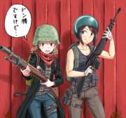 続々・戦場の森久保と軍曹