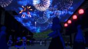 【第9回東方ニコ童祭ED絵募集】祭りの終わり