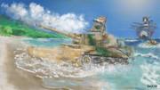 特二式内火艇MAX(噓) 艦これ