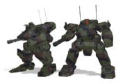 【MMD】パンター歩行戦闘車【モデル配布】