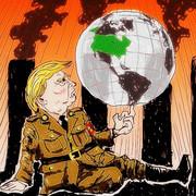地球温暖化対策「パリ協定」から離脱宣言