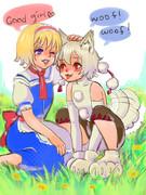 イースター☆Alice and Momiji