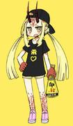 関西の茨木童子