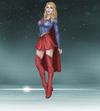 DC :Supergirl -Kara Zor-El (Prime Earth) -001