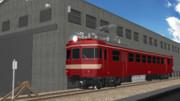 【モデル配布】クモヤ791型試験車・牽引車【MMD鉄道】