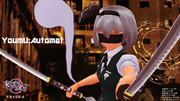 第9回東方ニコ童祭参加予定作品 YoumU:Automata これは穢れか。それとも愛か。02