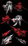 【MMDオリメカ】 Vector Diver v.2.00【配布】