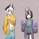 日本組の私服
