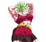 伝説の筋肉女子!