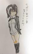 【けものフレンズ】ケープペンギン【フレンズ化してみた】