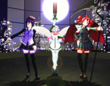 姫と守護者【UTAU三人娘】