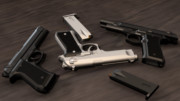 【MMD】Beretta Mod.92FVer.2【配布】