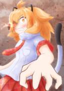ライオン野生解放