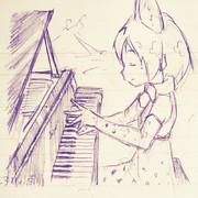 サーバルピアノ