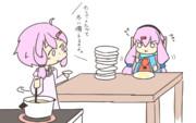 たくさんお食べ♪