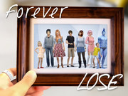 『THE SIMS4』LOSEイラスト