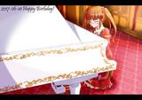 晶葉誕生日おめでとう!