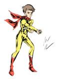 My first Chargeman Ken art