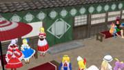 """幻想郷は既に攻め込まれていた!?【第""""旧""""回東方ニコ童祭ED絵募集】"""