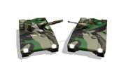 【MMD自作モデル】Strf9040&Grkpbv90120【配布】