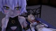 ジャックと寝てるウォースパイト