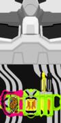 仮面ライダーレーザーターボ Lv.0 プロトコンバットバイクゲーマー
