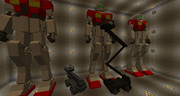 【jointblock】乗降装置を作ってみた【minecraft】